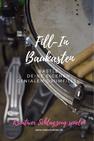 Schlagzeug Fill-In Baukasten