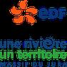 Logo EDF Ain Jura