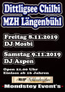 DJ Aspen, Party, Bar, Disco, Event, Thun, Berner Oberland, 26.10.2019