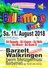 11. August 2018, DJ Aspen, Speedy, Röfe, Misch, Domi D, Party, Bar, Fest Veranstaltung, Event, Usgang, Emmental, Bern, Schweiz, Metzgerhüsi, Walkringen, Hornusser