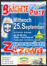 Flyer Brächete Die Party 2019 Zäziwil