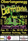 Bar Pubfestival EHC Oberlangenegg 2017, DJ Aspen, Börren, Selä, Speedy, Disco, Fest, Party, Ausgang