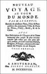 Couverture de : La Barbinais Le Gentil, De (16xx-17xx). Nouveau voyage autour du monde. Pierre Mortier, Amsterdam, 1728.