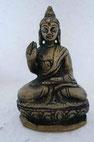 Bye Bye sagt der Buddha aus dem Küchenhaus.