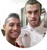 Fußball Freestyler Saki - Gareth Bale