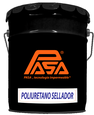 Sellador de poliuretano modificado monocomponente utilizado para sellar juntas y grietas en pavimentos de concreto y asfalto.