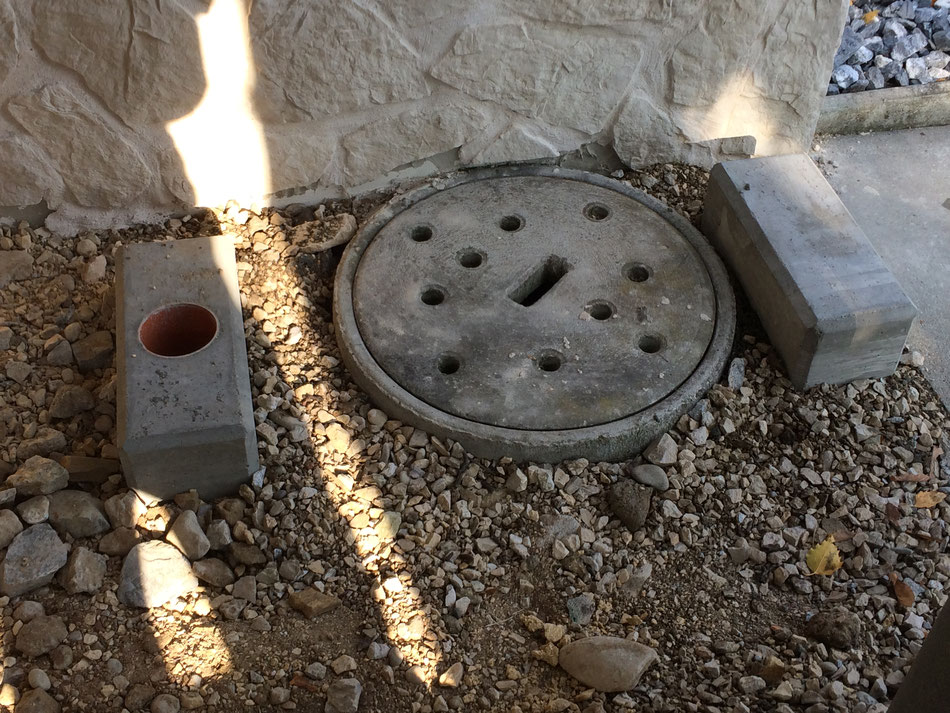Brunnensockel versetzen (Täuffelen)