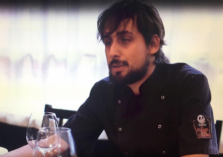 """Borja Alcázar, """"Amigo del Gochu 2017"""""""