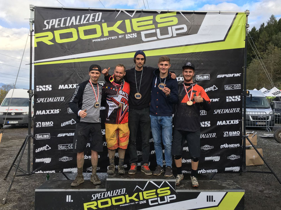 IXS RDC Götzens 2017: 5. place men