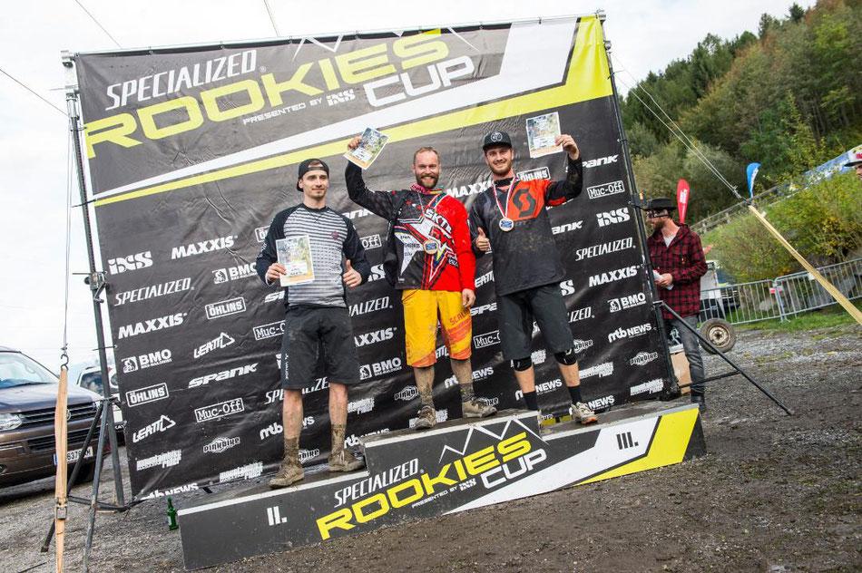Innsbruck Downhill Cup 3. place