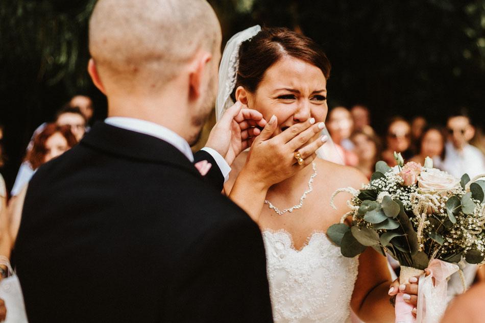Thia photographe photo de mariage cérémonie