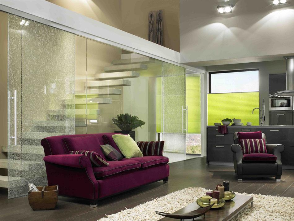Türen & Trennwände aus Glas
