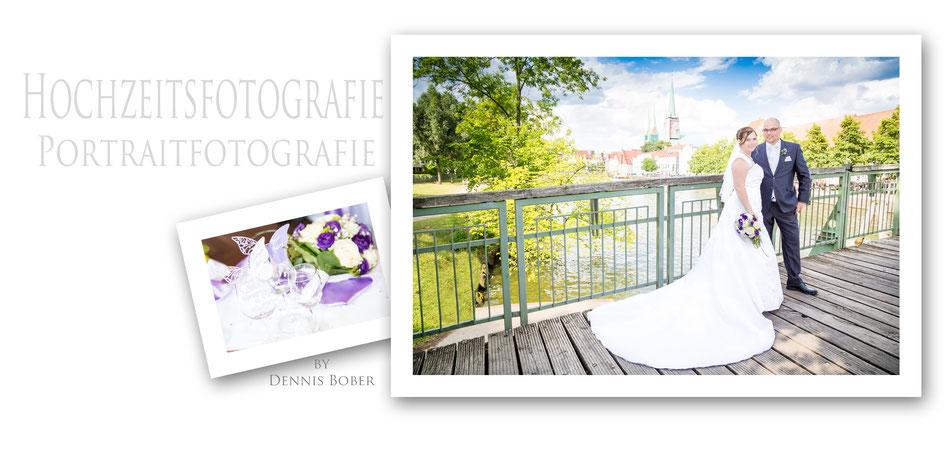 Hochzeitsfotograf Ratzeburg, Standesamt Ratzeburg, Fotograf und Fotostudio für Ihre Hochzeit in Ratzeburg und Umgebug, Dennis Bober DeBo-Fotografie.