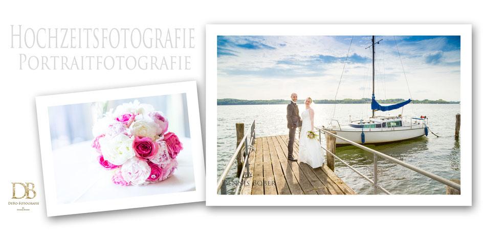 Hochzeitsfotos, Hochzeitsbilder Wismar, Hochzeitsfotograf Wismar Dennis Bober DeBo-Fotografie Hochzeitsreportage.