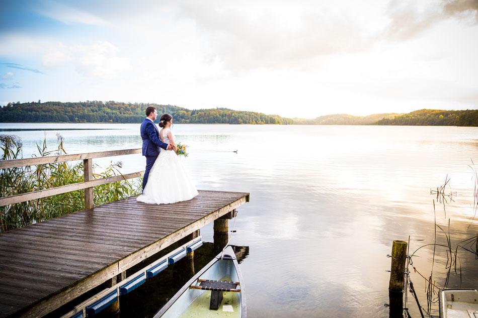 Hochzeitsfotograf Dennis Bober in Schleswig Holstein.