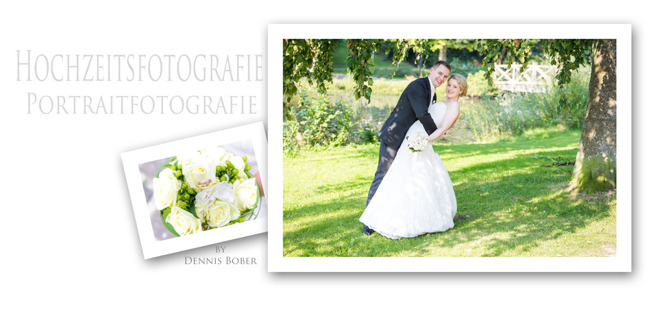 Hochzeitsfotos und Hochzeitsreportagen in Plön, Hochzeitsfotograf Dennis Bober von DeBo-Fotografie begleitet Sie.