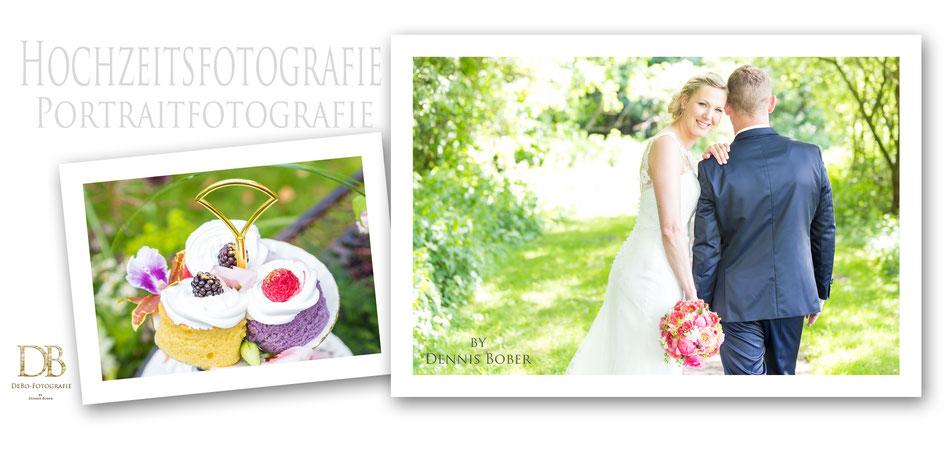 Hochzeitsfotos und Hochzeitsfotograf in Neumünster, dennis Bober DeBo-Fotografie der Hochzeitsfotograf.