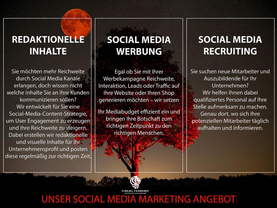 Social media, soziale Medien Management, recruiting, video, Werbung, Content, contentkreator, Instagram, Mitarbeiter, stellenanzeigen,