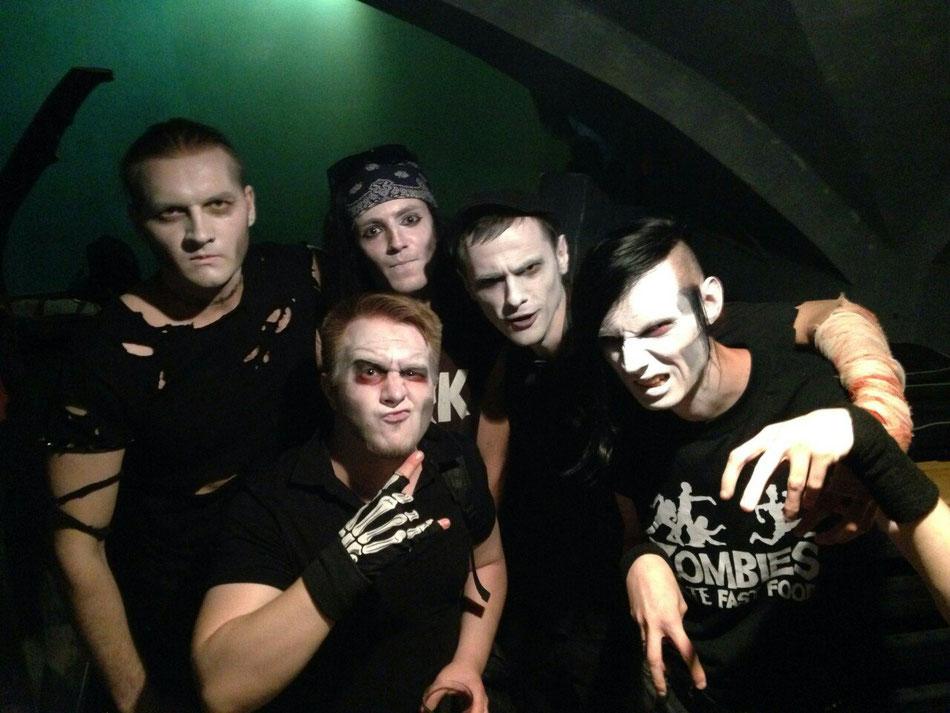 Группа The Hyde