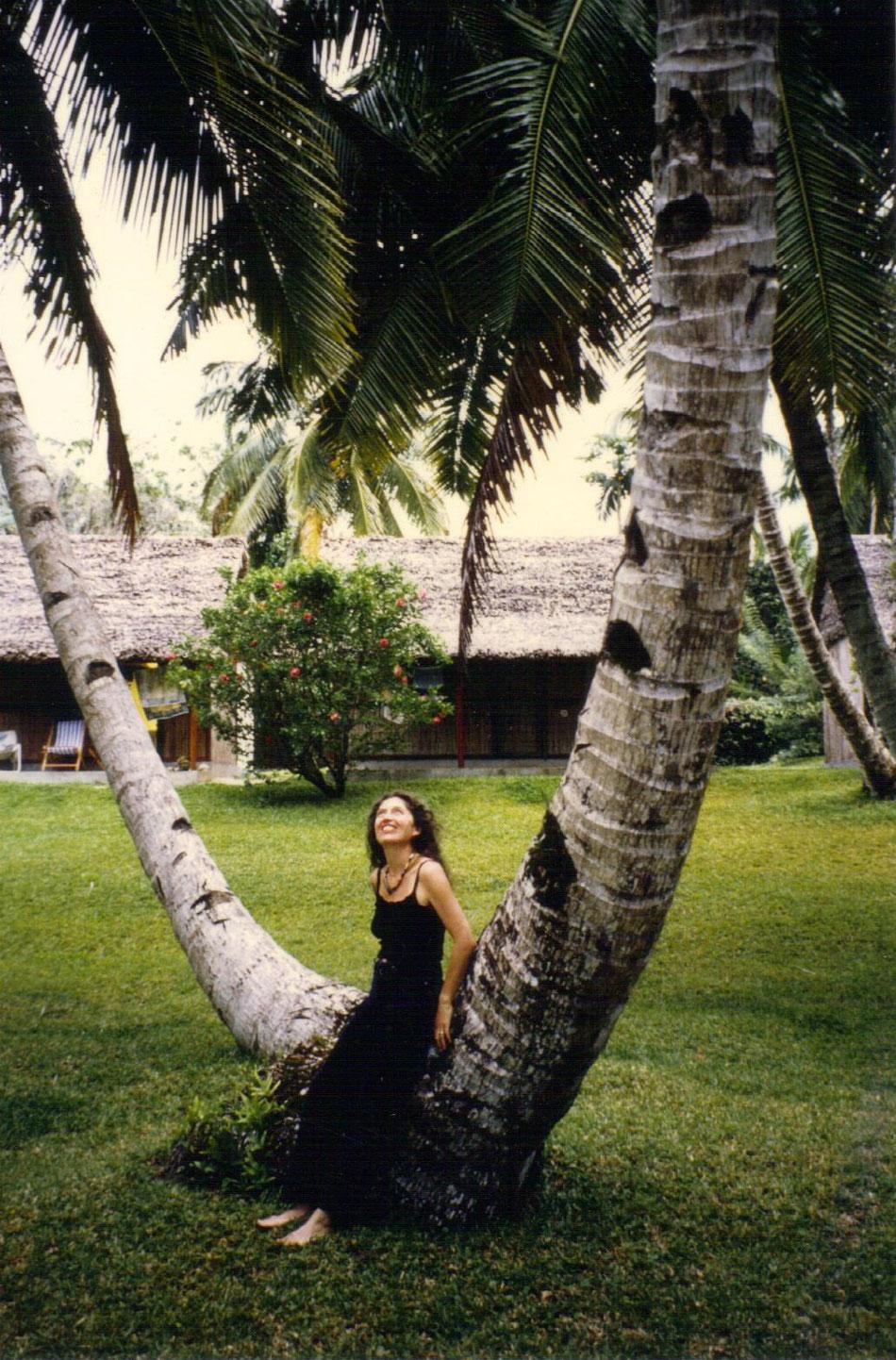 In Ambatolampy, Madagaskar: Erntedankfest 1998...