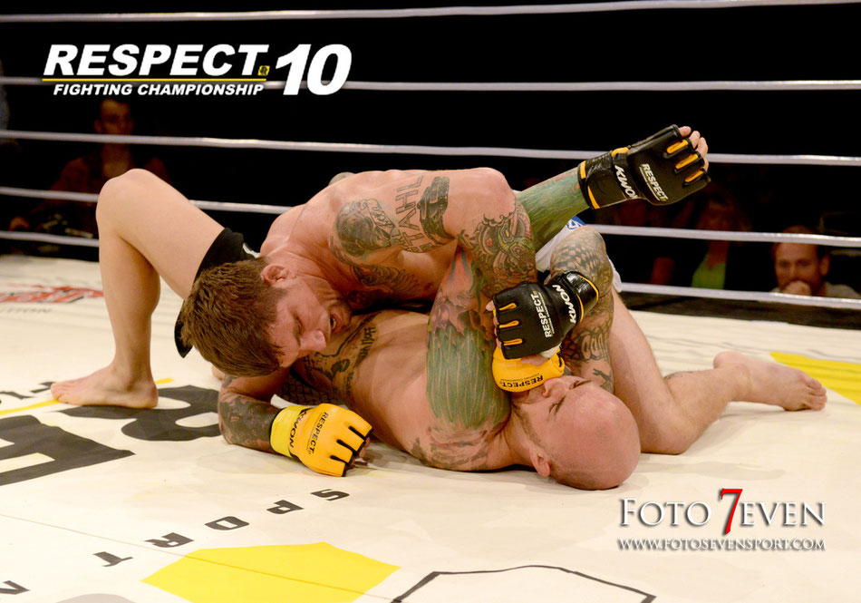 Respect 10 Fighting Championship | MMA | Fight | Sportfotograf | Sportfoto Köln