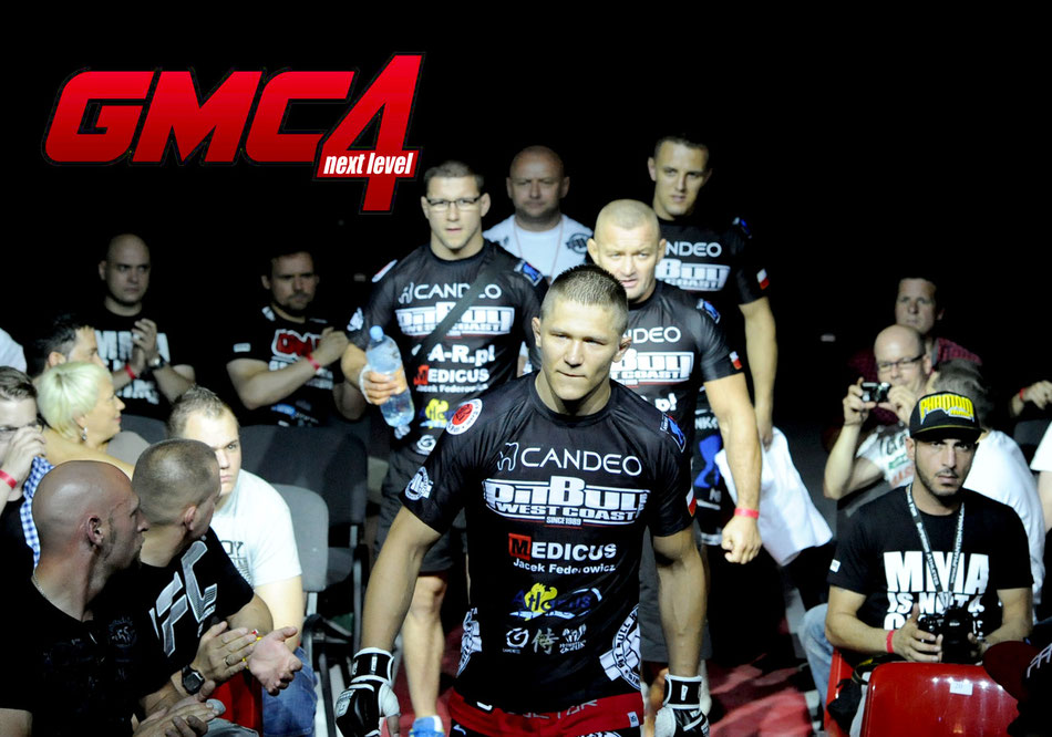GMC 4 Next Level | UFC | MMA | Fight