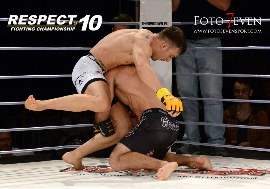 Respect 10 Fighting Championship | Max Coga vs. Antun Racic