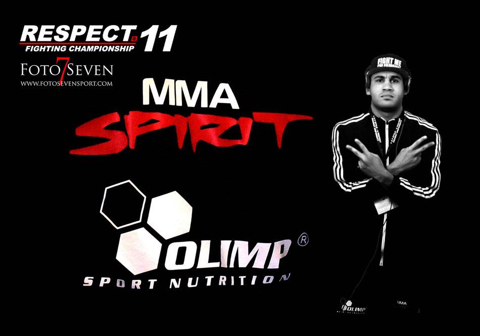 MMA Spirit - Samir al Mansouri