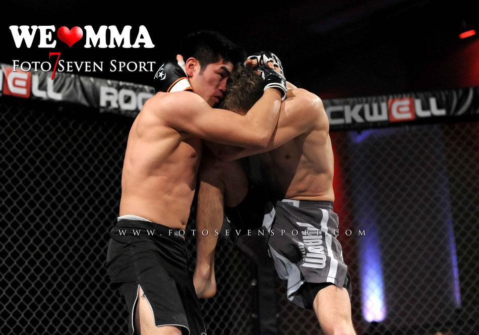 Arne Schlowak (Hilti BJJ IMAG Berlin) vs Chu Tuan Anh (Team Fenriz) We Love MMA