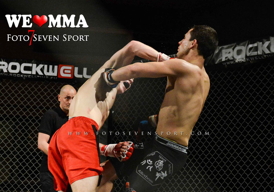 Till Stritter ( Kampfkunstschule Allerborn) vs Josef Appel ( K4 Alliance) We Love MMA