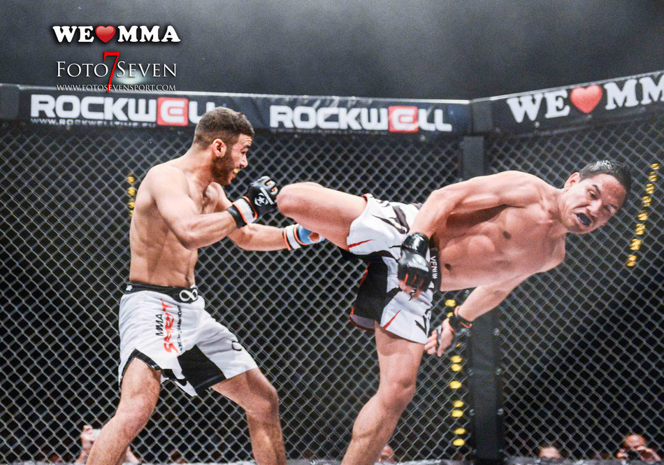 Julian Moscarteli vs. Sami Alta