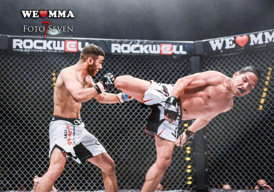 Julian Moscarteli vs. Sami Alta