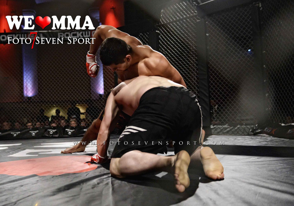 Arda Adas (Spitfire Academy) vs Gadjiev Abdulraschid (Sok Chai) We Love MMA