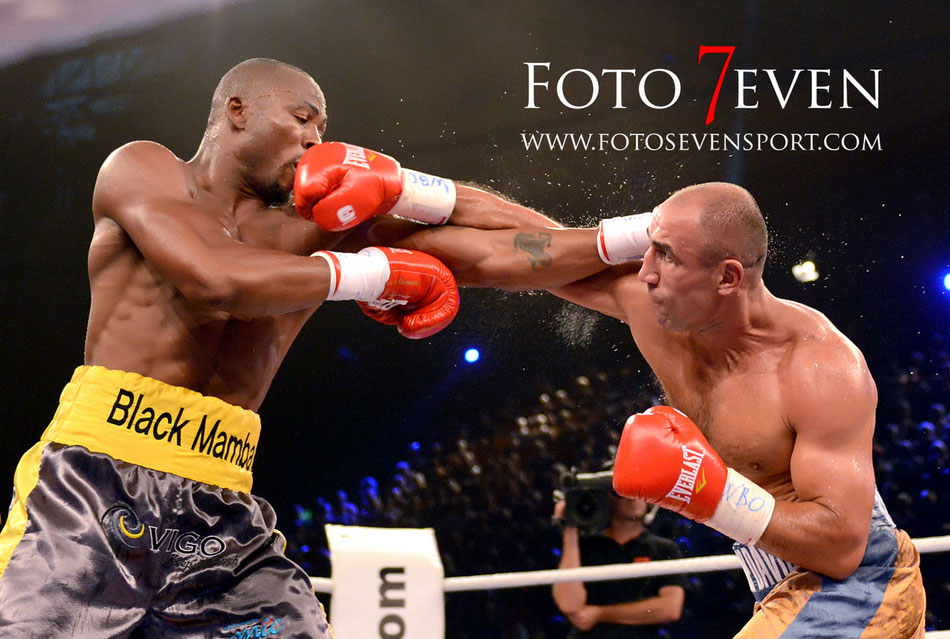 Willbeforce Shihepo vs. Arthur Abraham