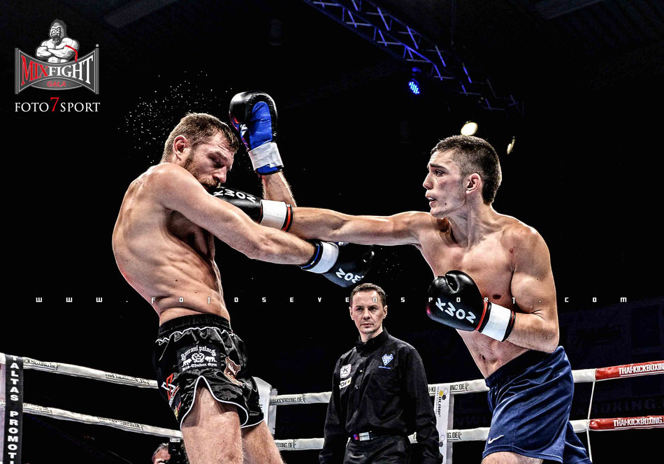 Mix Fight Gala 17 - Hanau 2014