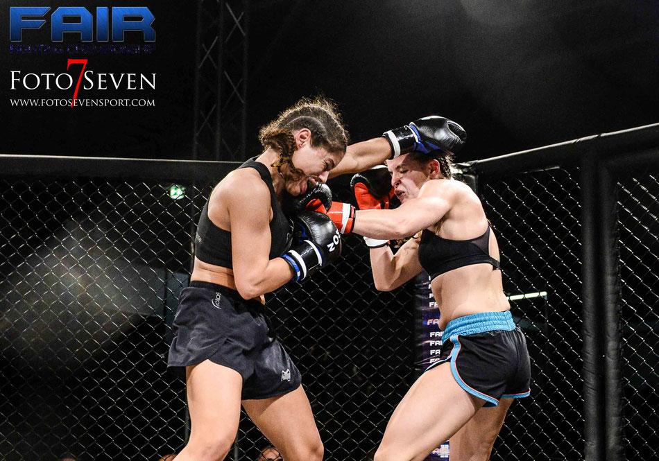 Sahra Debaieb (Simon Gym NL) vs. Dilara DK (Kocak Kenpokan)