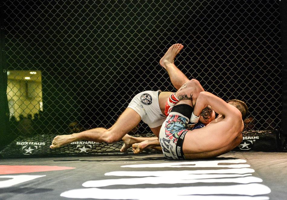 Sportfotografie - We Love MMA Stuttgart Shtegu - Vrajolli (Frota Team Nogueira) vs. Sebastian Ulitzka (Fight Gym Nürnberg)