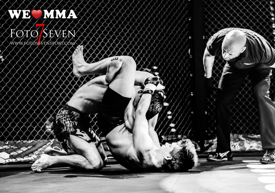 WE LOVE MMA - Berlin | Enrico Marin vs. Lasse Gebbert