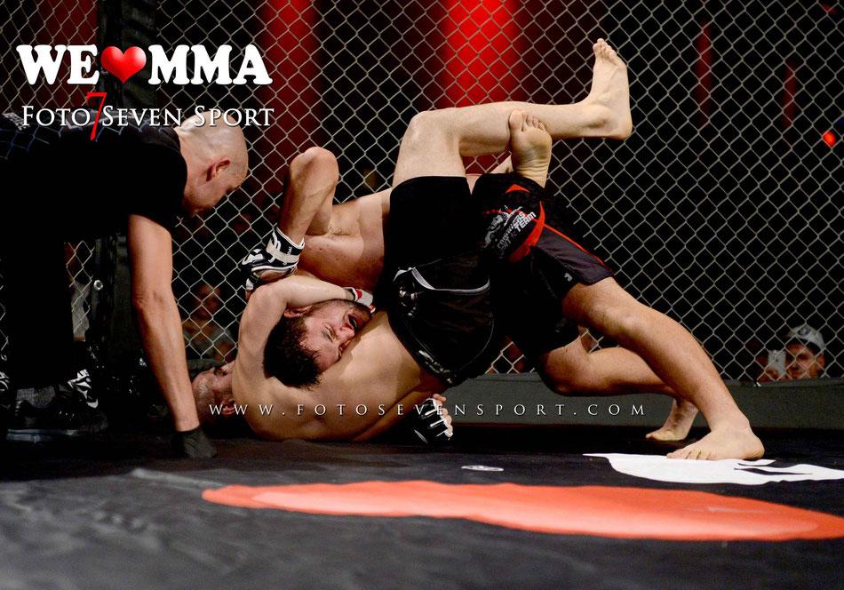 Dustin Stolfuss (Frankers Fight Team) vs Rasul Alautdinov (Wajnach Berlin) We Love MMA