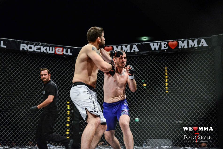 David Moscateli vs. Sven Groten