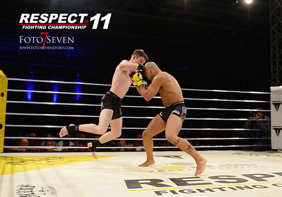 Mick Mikoyoko vs. Alexander Vogt