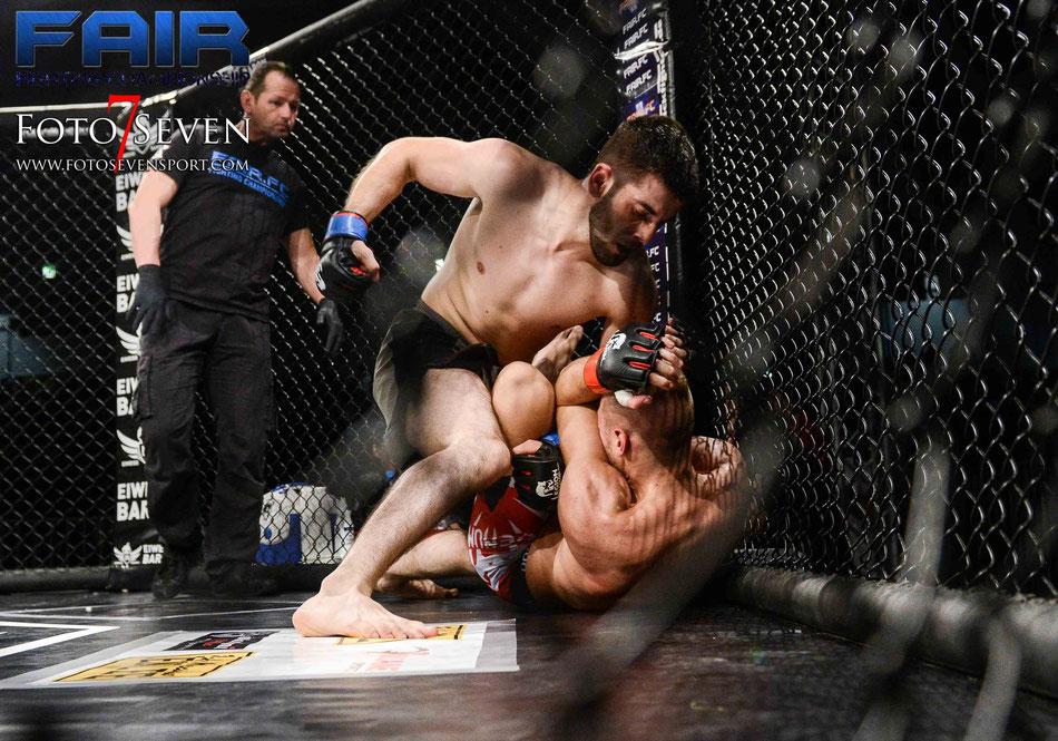 Nijat Valijev (K1 Baku) vs. Rene Sterzik (MMA Düsseldorf)