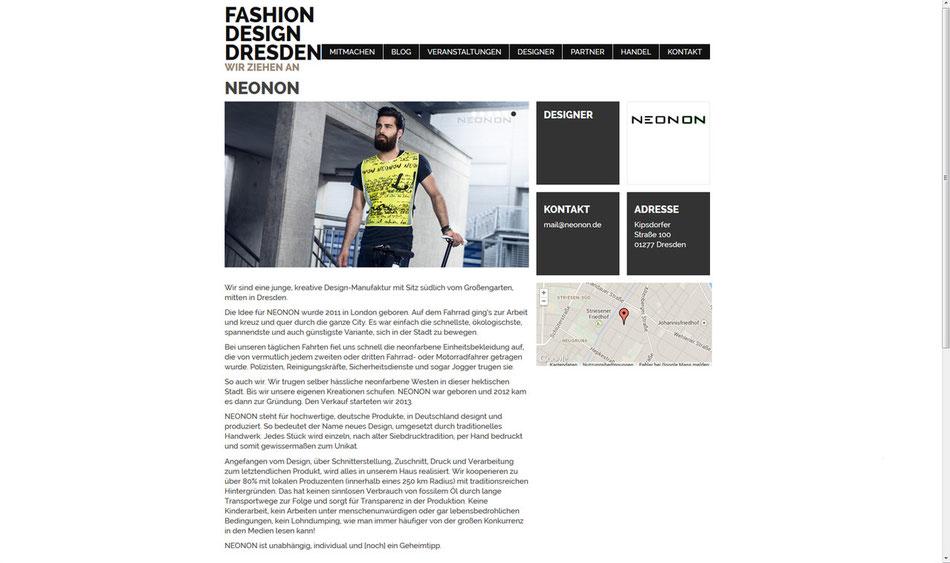 www.FashionDesignDresden.de | Oktober 2013