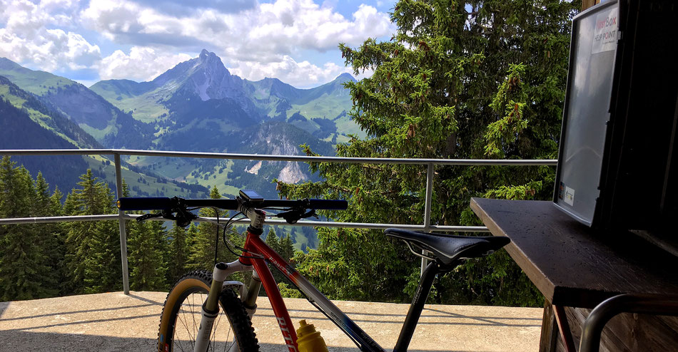 FirstBox Standort: Wispile-Gstaad
