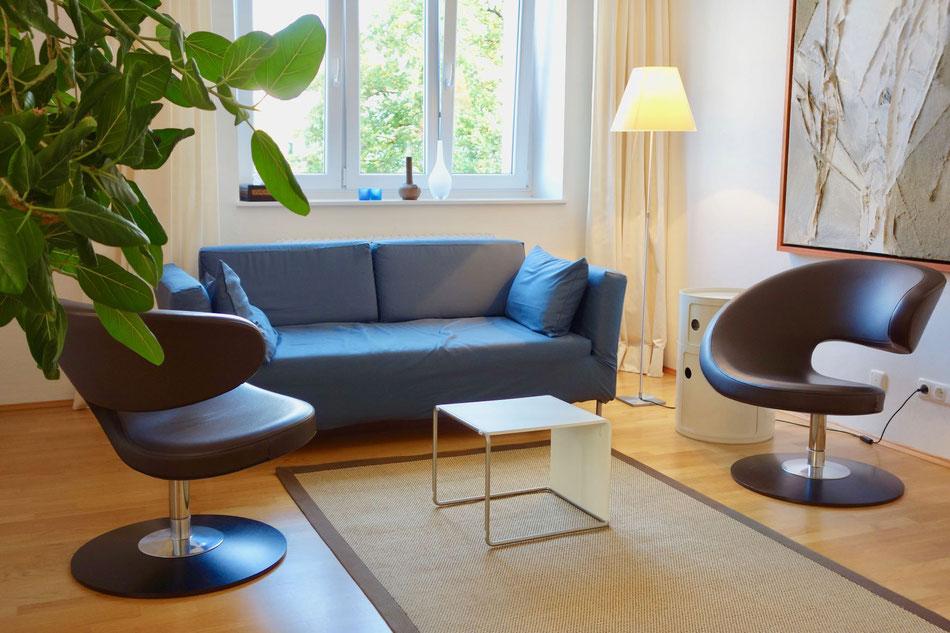 Privatpraxis für Psychotherapie Ellen Zanetel in München Schwabing