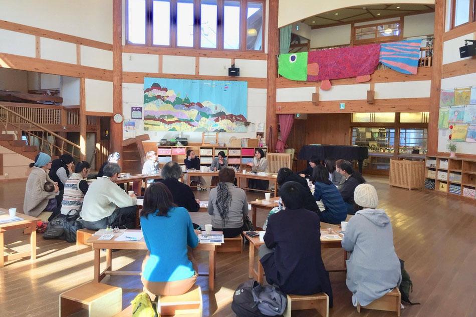 憲法カフェ「そもそも立憲主義ってなに?」(12月2日、長野市)
