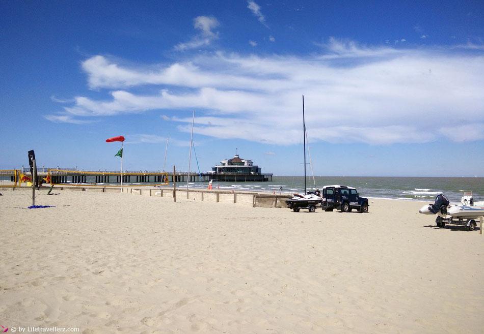 Strand in Blankenberge