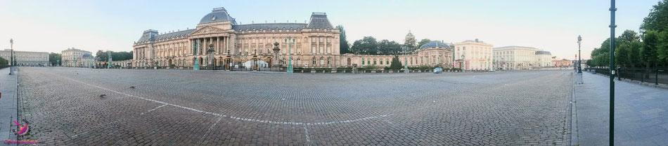 Belgischer Königspalast in Brüssel by Lifetravellerz