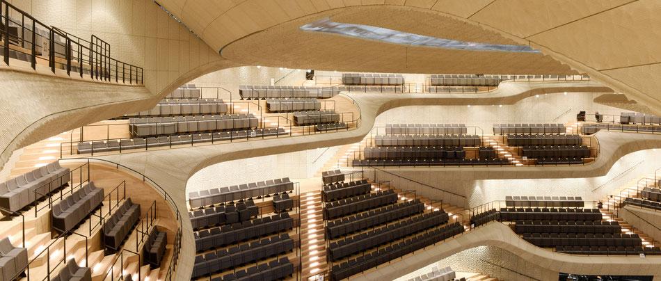 Grand Hall © Michael Zapf