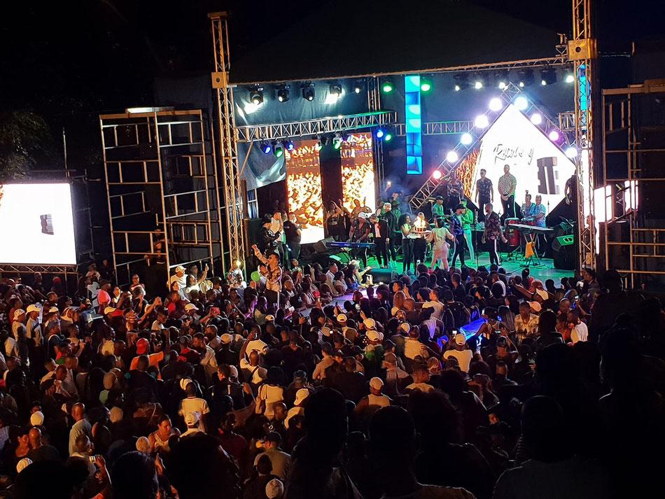 Evenementen en concert fotografie